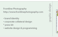 Frontline Photography